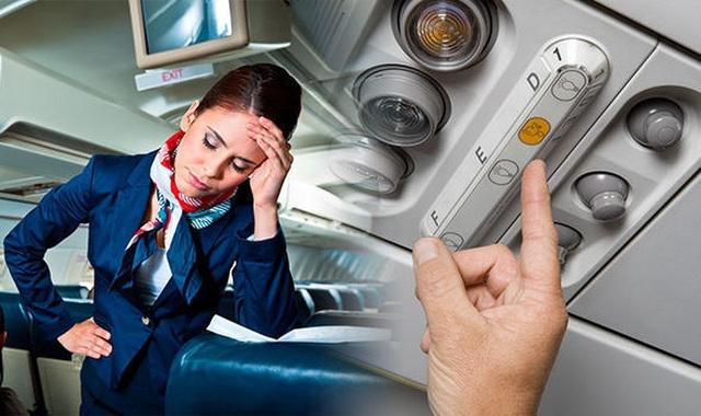 Tiếp viên hàng không tiết lộ thói xấu của hành khách  - 1