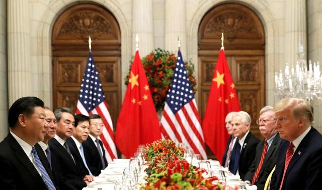"""Chiến tranh thương mại - """"phát súng mở màn"""" cho cuộc đối đầu Mỹ - Trung - 2"""