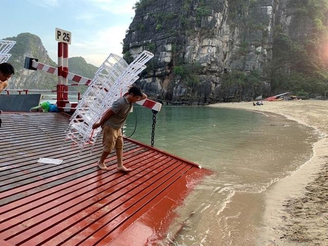 Đạo diễn làm nên kì tích Cầu Vàng hé lộ sàn catwalk không tưởng giữa Vịnh Hạ Long - 5