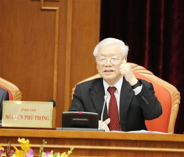 Khai mạc Hội nghị lần thứ 10 Ban Chấp hành Trung ương Đảng Khóa XII - 2