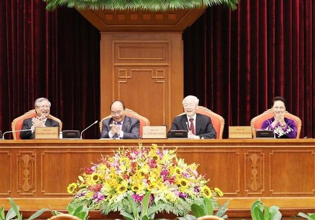 Khai mạc Hội nghị lần thứ 10 Ban Chấp hành Trung ương Đảng Khóa XII - 1