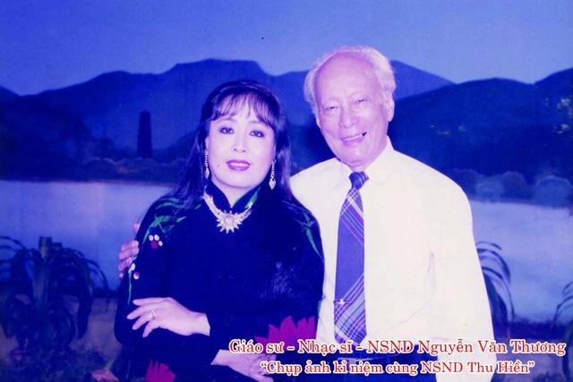 NSND Thu Hiền tiết lộ kỷ niệm đặc biệt về cố nhạc sĩ Nguyễn Văn Thương - 2