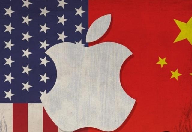 """Huawei và Apple """"dính đòn"""" vì cuộc chiến thương mại Mỹ - Trung - 2"""