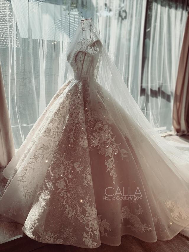 Calla Bridal ra mắt dòng sản phẩm cao cấp Calla Haute Couture 2019 - 1