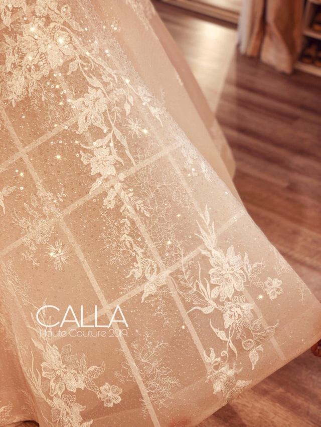 Calla Bridal ra mắt dòng sản phẩm cao cấp Calla Haute Couture 2019 - 2
