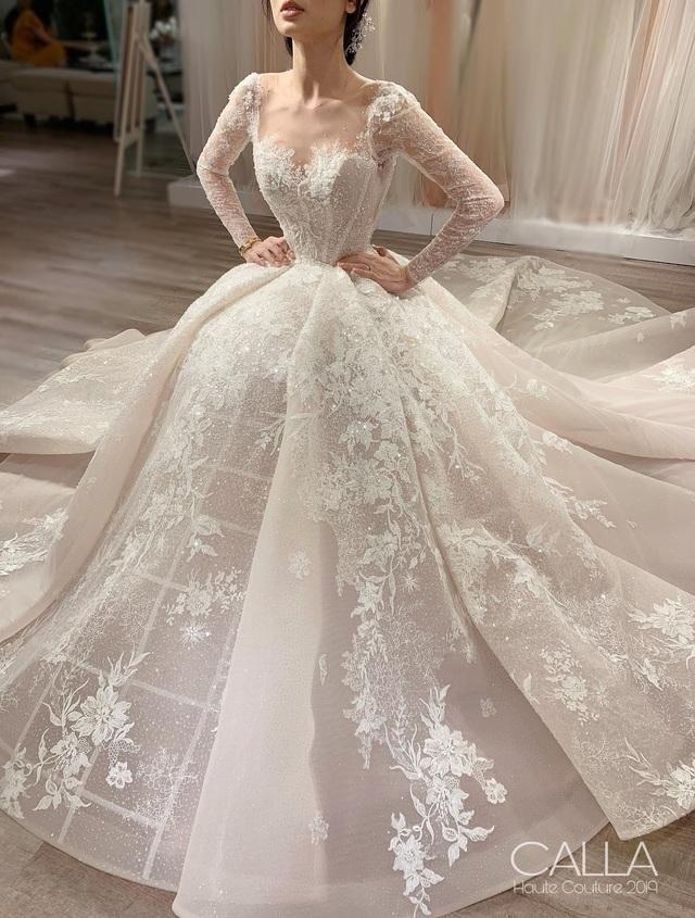Calla Bridal ra mắt dòng sản phẩm cao cấp Calla Haute Couture 2019 - 3