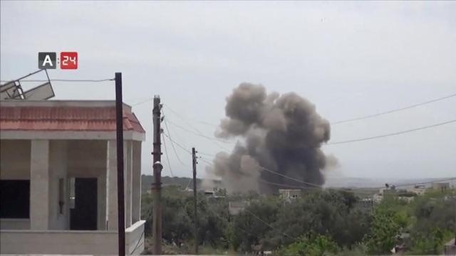 """Chiến sự Syria leo thang: """"Cuộc đấu"""" Nga-Thổ thêm phức tạp - 1"""