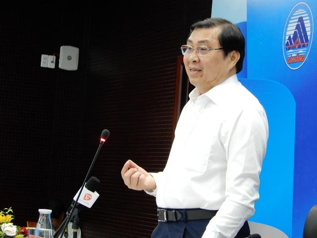 """Chủ tịch Đà Nẵng: """"Những vụ việc vừa qua ảnh hưởng đến chỉ số PCI"""" - 3"""