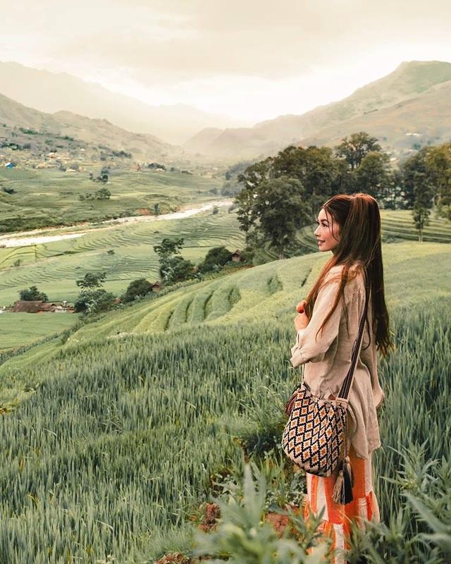 Chuyện tình đẹp như cổ tích của công chúa tóc mây gốc Việt - 9