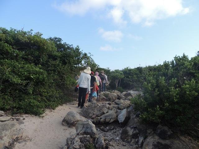 Đến Ninh Thuận khám phá công viên đá hoang sơ  - 7