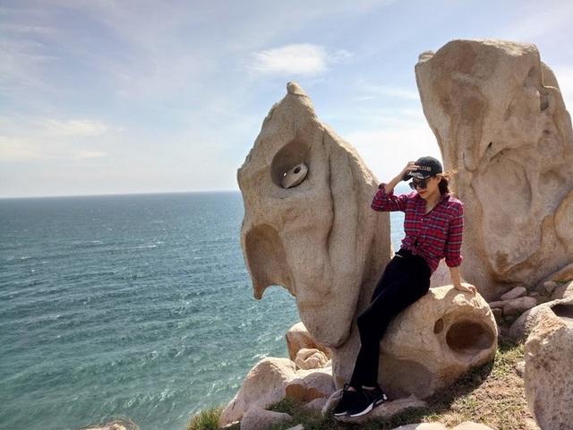 Đến Ninh Thuận khám phá công viên đá hoang sơ  - 4