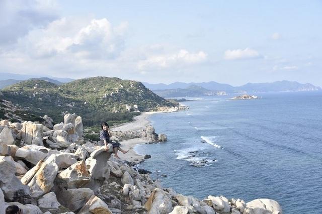 Đến Ninh Thuận khám phá công viên đá hoang sơ  - 18