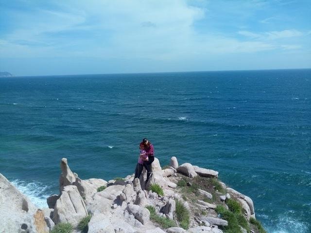 Đến Ninh Thuận khám phá công viên đá hoang sơ  - 17