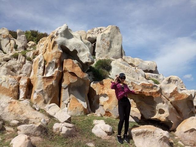 Đến Ninh Thuận khám phá công viên đá hoang sơ  - 15