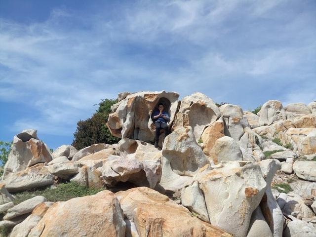 Đến Ninh Thuận khám phá công viên đá hoang sơ  - 6