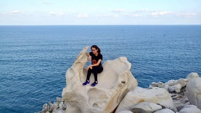 Đến Ninh Thuận khám phá công viên đá hoang sơ  - 16