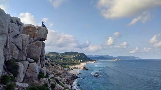 Đến Ninh Thuận khám phá công viên đá hoang sơ  - 14