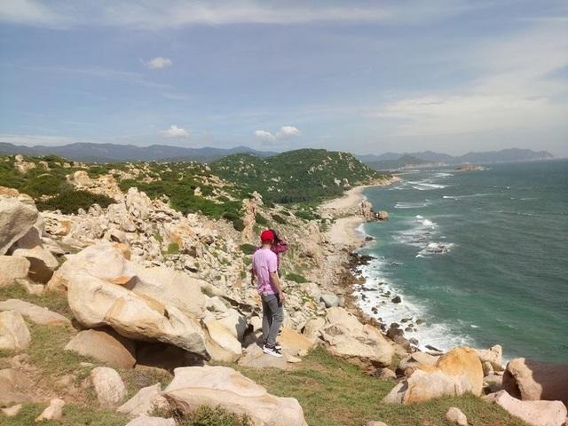 Đến Ninh Thuận khám phá công viên đá hoang sơ  - 2