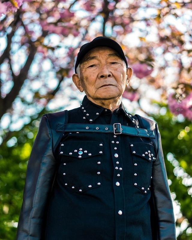 """Cụ ông 84 tuổi được mệnh danh """"ăn chơi"""" nhất Nhật Bản - 1"""