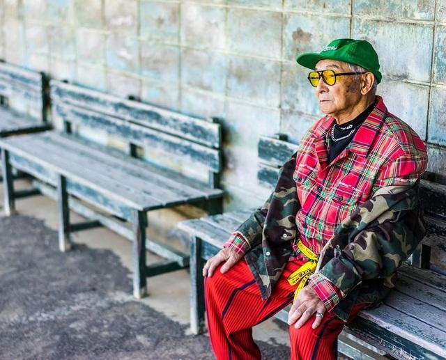 """Cụ ông 84 tuổi được mệnh danh """"ăn chơi"""" nhất Nhật Bản - 7"""