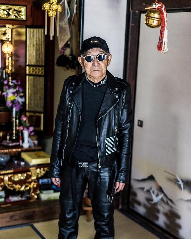 """Cụ ông 84 tuổi được mệnh danh """"ăn chơi"""" nhất Nhật Bản - 4"""