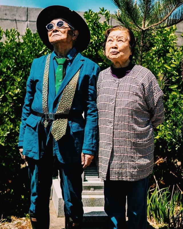 """Cụ ông 84 tuổi được mệnh danh """"ăn chơi"""" nhất Nhật Bản - 5"""