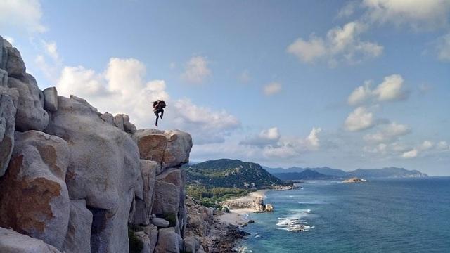 Đến Ninh Thuận khám phá công viên đá hoang sơ  - 13