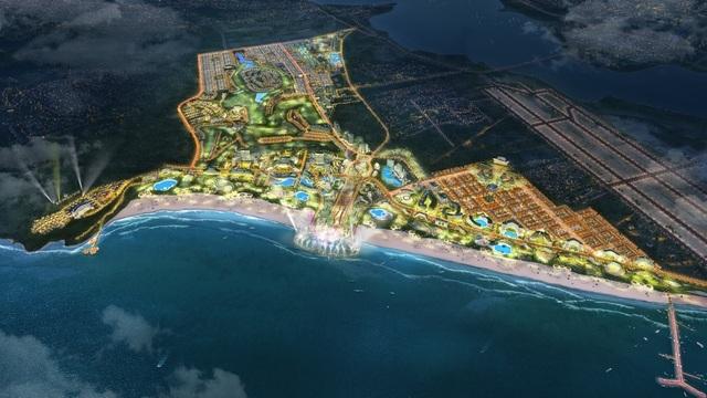 """Du lịch, bất động sản Khánh Hòa tiếp tục """"cất cánh"""" nhờ những dự án nghìn tỉ - 3"""
