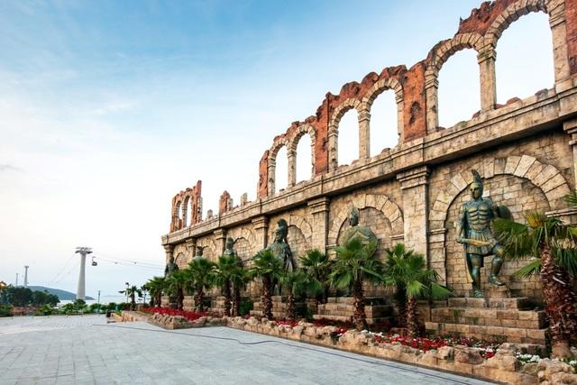 """Sẽ có một """"Amalfi cổ trấn"""" trên đảo Ngọc thiên đường - 2"""