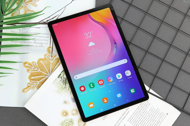Đánh giá Galaxy Tab S5e: Máy tính bảng mỏng, gọn và nhẹ nhất của Samsung - 6