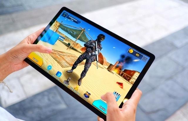 Đánh giá Galaxy Tab S5e: Máy tính bảng mỏng, gọn và nhẹ nhất của Samsung - 7