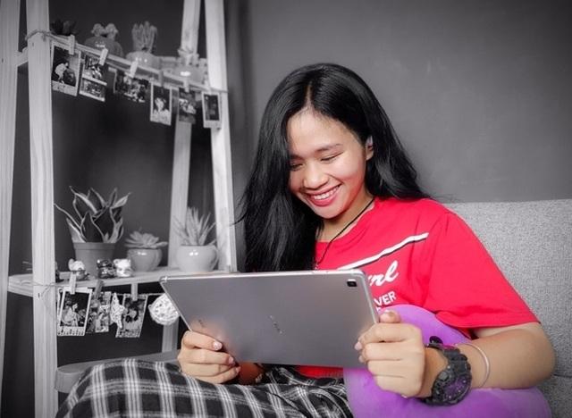 Đánh giá Galaxy Tab S5e: Máy tính bảng mỏng, gọn và nhẹ nhất của Samsung - 8