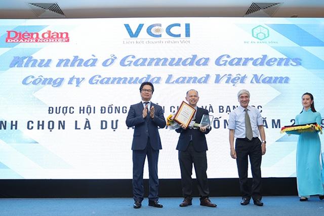 """Gamuda Land Việt Nam tự hào được vinh danh""""Dự án đáng sống 2019"""" - 1"""