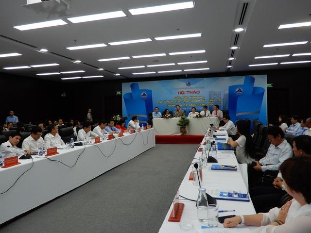 """Chủ tịch Đà Nẵng: """"Những vụ việc vừa qua ảnh hưởng đến chỉ số PCI"""" - 1"""