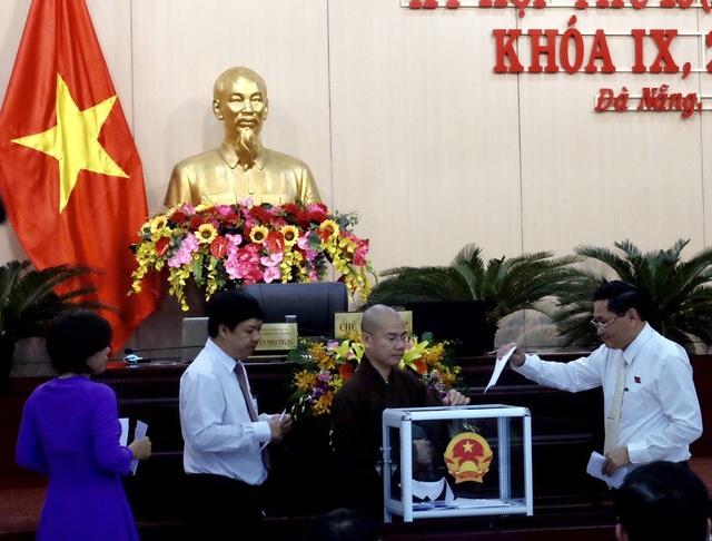 Đà Nẵng miễn nhiệm chức danh Chánh Văn phòng HĐND thành phố - 1