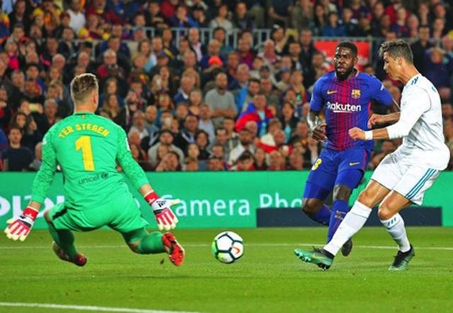 C.Ronaldo: Barcelona không phải dành cho tôi - 2
