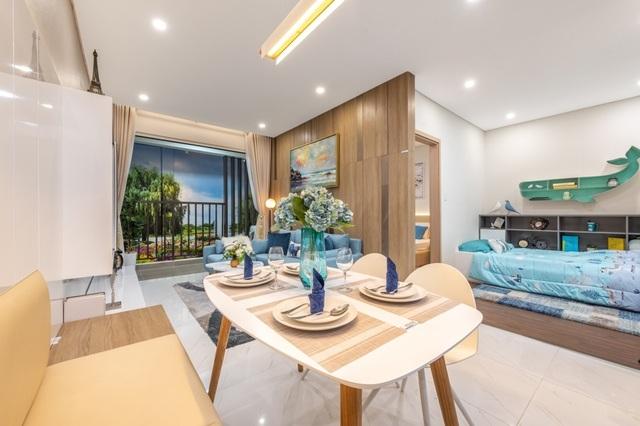Lợi ích khi chọn mua căn hộ có tiến độ xây dựng đảm bảo - 1