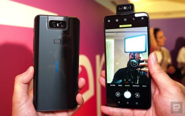 Asus trình làng ZenFone 6 - smartphone camera lật 180 độ - 2