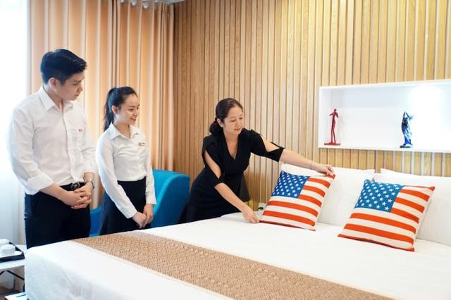 ĐH HIU đào tạo ngành Quản trị Khách sạn hoàn toàn bằng tiếng Anh - 2
