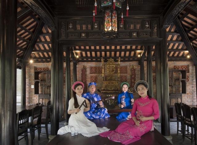 Nhà vườn An Hiên đón du khách trở lại với vẻ đẹp đậm đà văn hóa Huế - 5