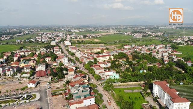 Khu đô thị Dĩnh Trì – Tâm điểm mới phía Đông thành phố Bắc Giang - 1