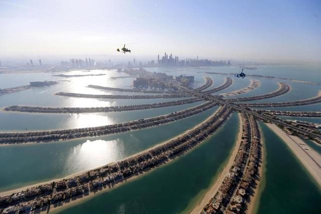 Các tiểu vương quốc Ả rập Thống nhất lập Bộ không gì là không thể - 1