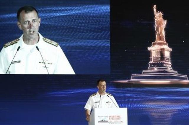 Mỹ kêu gọi các nước tăng cường tuần tra tự do hàng hải Biển Đông - 2
