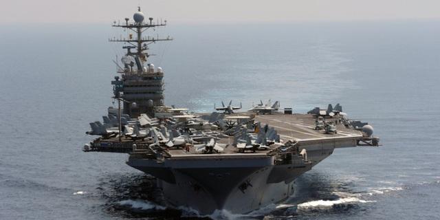 """Iran """"căng như dây đàn"""" trước nguy cơ xung đột quân sự với Mỹ - 2"""