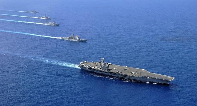 Mỹ kêu gọi các nước tăng cường tuần tra tự do hàng hải Biển Đông - 1