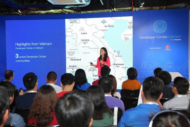 Facebook chính thức mang chương trình đào tạo lập trình viên về Việt Nam - 1