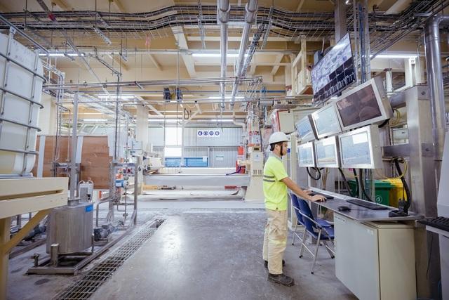 """Thêm nhà máy thạch cao triệu đô phục vụ nhu cầu xây dựng """"xanh"""" - 2"""