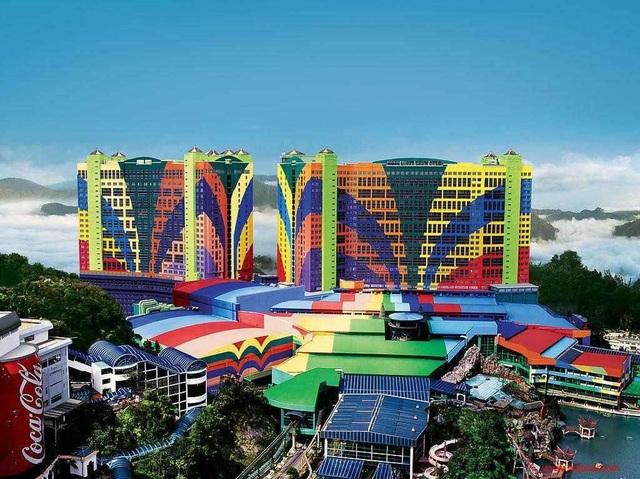 Top 10 Khách sạn lớn nhất thế giới – tự hào có Việt Nam - 3