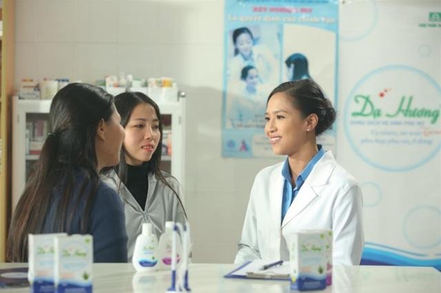 """Vì sao Dạ Hương vững danh hiệu """" Sản phẩm  vệ sinh phụ nữ số 1 Việt Nam""""  qua gần 20 năm - 1"""