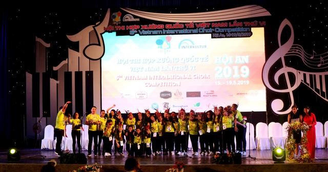 Bế mạc Hội thi hợp xướng Quốc tế Hội An 2019